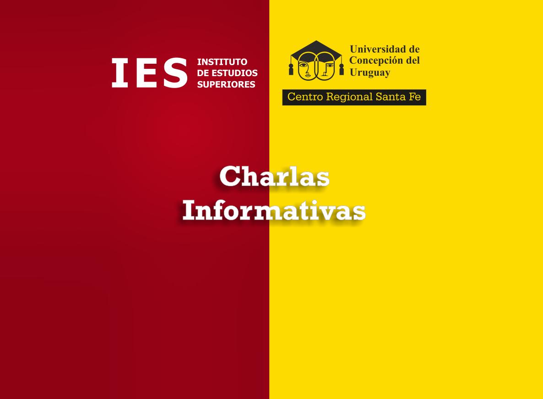 Charlas Informativas IES UCU (2)